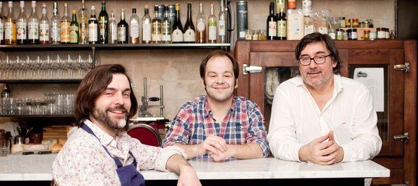 Restaurant Issy-les-Moulineaux: La Poudrière, une table canon! - L'Express Styles