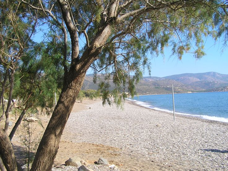 ...THE BEACH WAS MINE IN LIMNOS...:-)