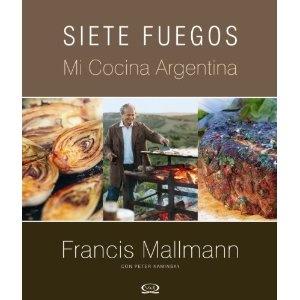 """Belíssima obra do chef argentino Francis Mallmann. Mostra sete maneiras de """"dominar"""" o fogo. Vale especialmente pra quem não ama o churrascão básico de todo dia e vegetarianos. Você vai descobrir maneiras apetitosas de fazer churrascos, assados, grelhados, ensopados... e sobremesas. Além de pratos estupidamente pornográficos (de um jeito gastronômico, digamos), as paisagens do sul da Argentina são de chorar."""