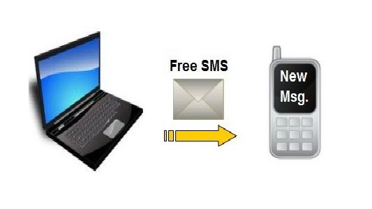 Send Free SMS From PC to Mobile or Cell Phone