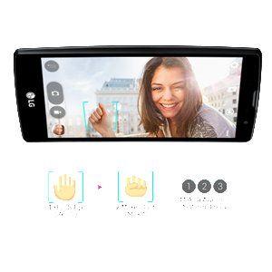 LG G4c Smartphone 5 Zoll metallic silber: Amazon.de: Elektronik