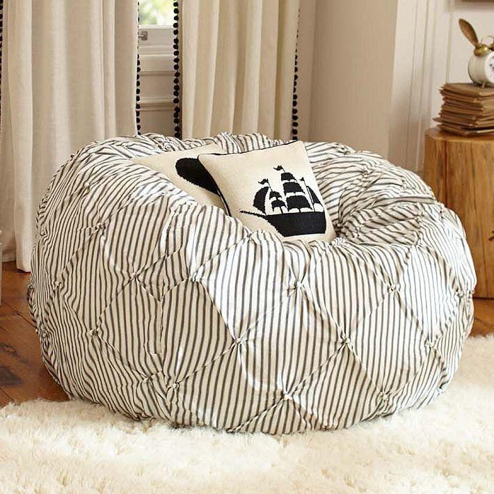 ♥♥♥ Кресло-мешок своими руками: фото, дизайн и выкройки для тех, кто хочет сшить кресло-мешок своими руками; лучший видео мастер-класс как сделать кресло-мешок.