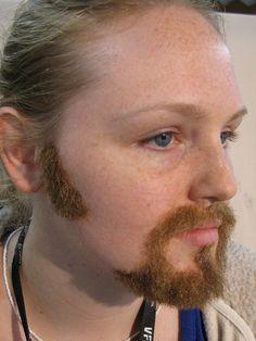 Sensational 1000 Images About Facial Hair On Pinterest Short Hairstyles Gunalazisus
