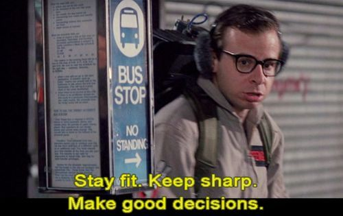 Moranis Ghostbusters 3 images