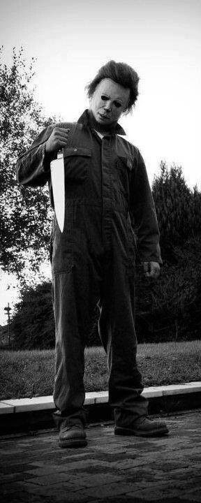 Michael Myers from Halloween Best scary movie ever!!!!!! http://www.pinterest.com/pin/259027416037675046/