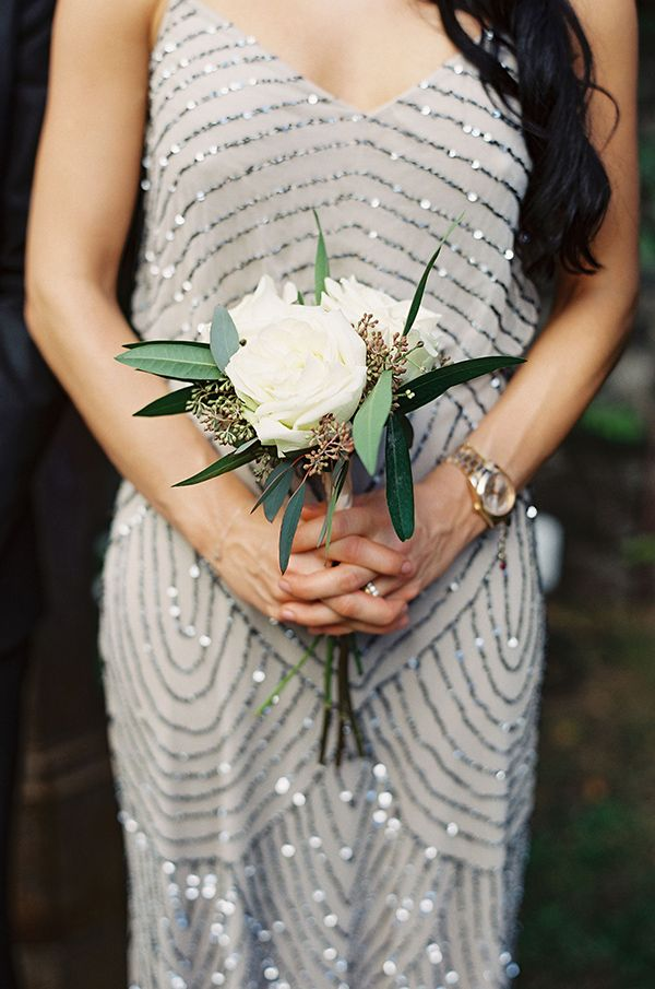 Bouquet Sposa Minimal.Simple Chic Organic Minimalist Weddings Ideas For Non