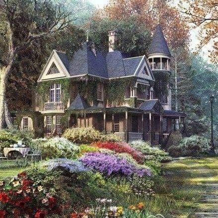 Oltre 25 fantastiche idee su cottage inglesi su pinterest for Architettura in stile cottage