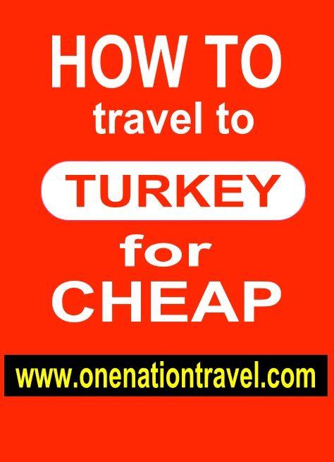 Guided Turkey tours to the best of Turkey, Istanbul, Cappadocia, Pamukkale, Ephesus, Antalya & more at: www.onenationtravel.com