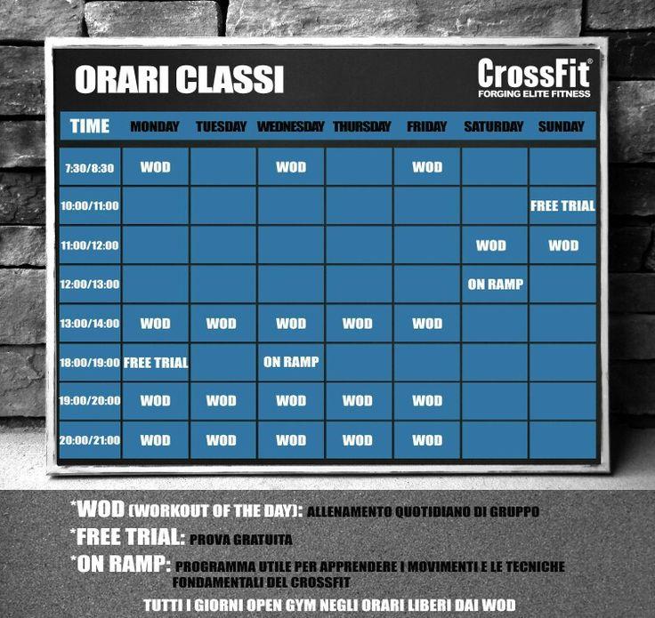 Planning CrossFit online #crossfit #gallarate #readytostart #wod #multipower #reebok #reebokone