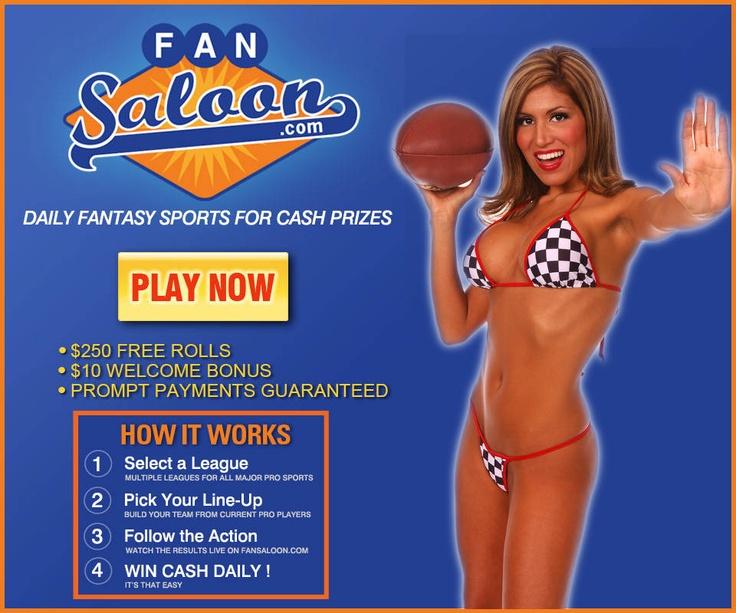 FanSaloon: Fantasy Football Money Leagues