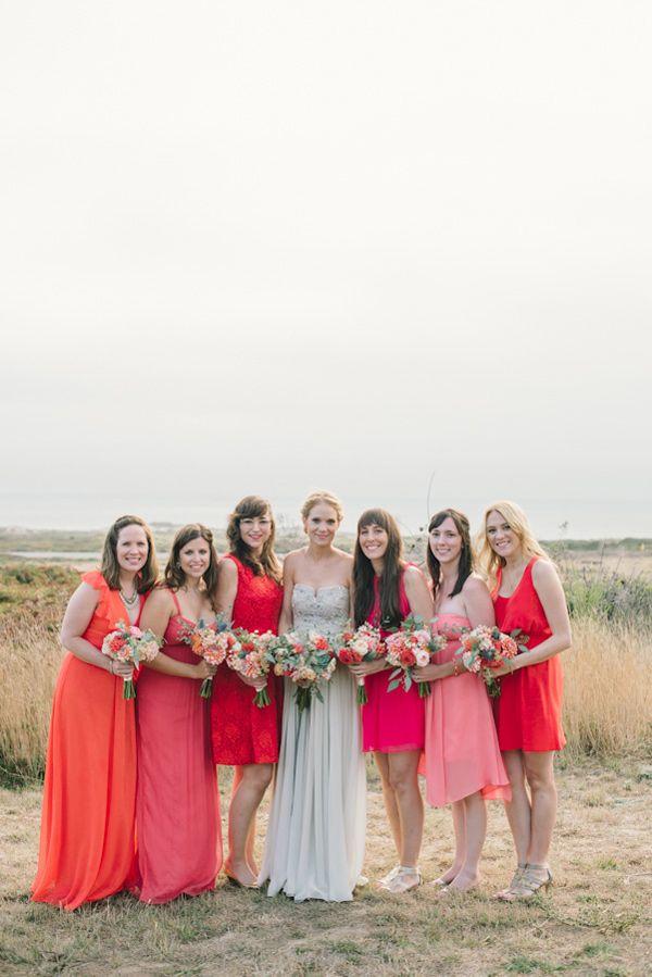 Romantic Pescadero Wedding - Photographer: Delbarr Moradi /