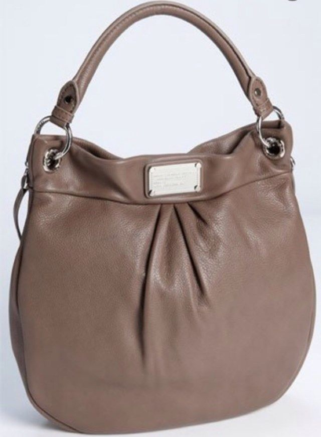 MARC BY MARC JACOBS Classic Q Hillier Hobo - http://www.reebonz