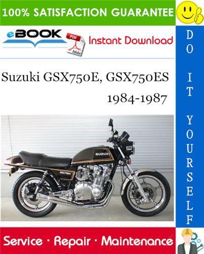 Suzuki GSX750ES and GSX750EF model history