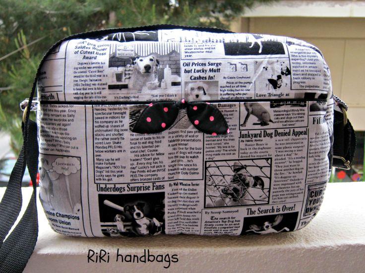 Tommy's Bag - RiRi Yfasma (RiRiYfasma.gr)