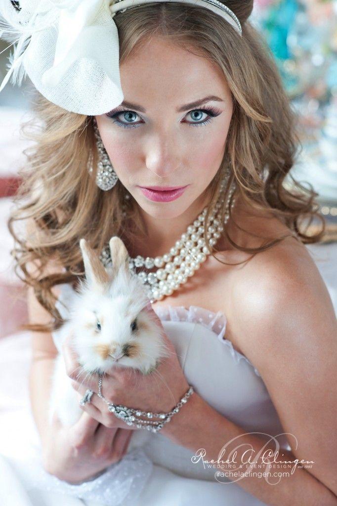 Alice In Wonderland Wedding By Rachel A. Clingen