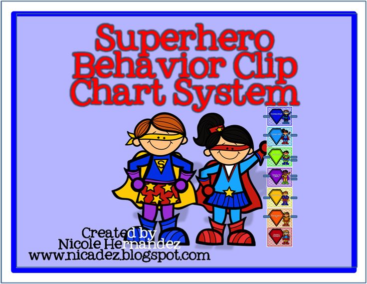 Here is a FREE behavior chart system based on the ...