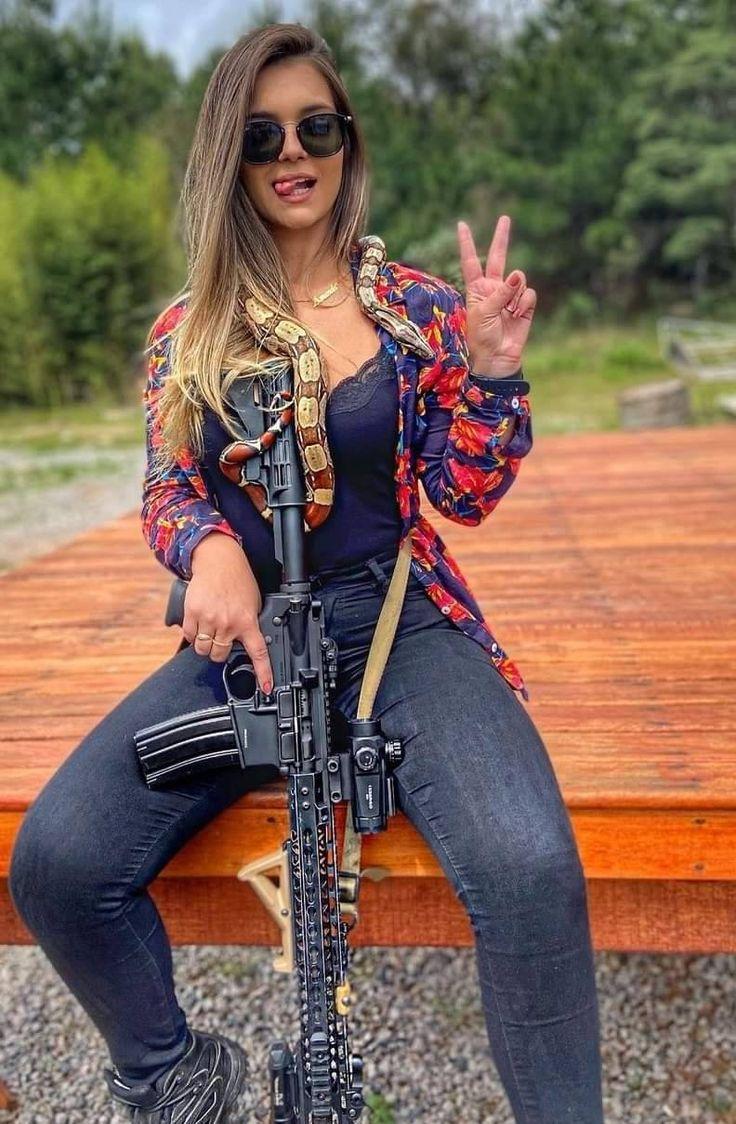 Military - theCHIVE | Girl guns, Military girl, Guns