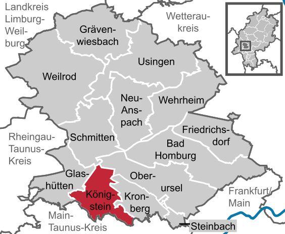 koenigstein im taunus germany | Königstein_im_Taunus_in_HG.svg  (SVG file, nominally 564 × 463 ...
