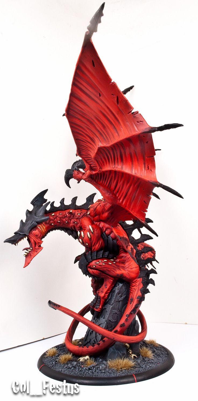 Legion of Everblight Archangel