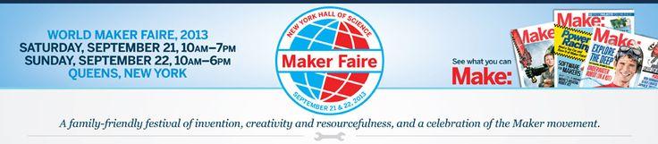 2013 World Maker Faire New York Tickets, Queens - Eventbrite