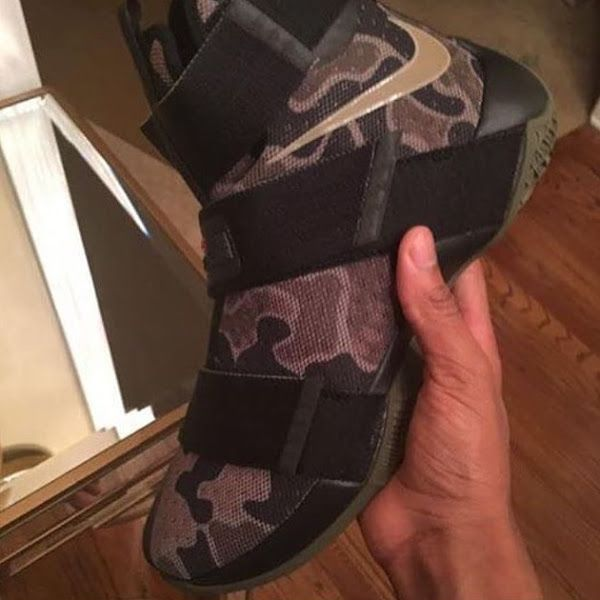 5f283c101e1ac ... czech our first look at the nike lebron zoom soldier 10 camo 3a544 8b14c
