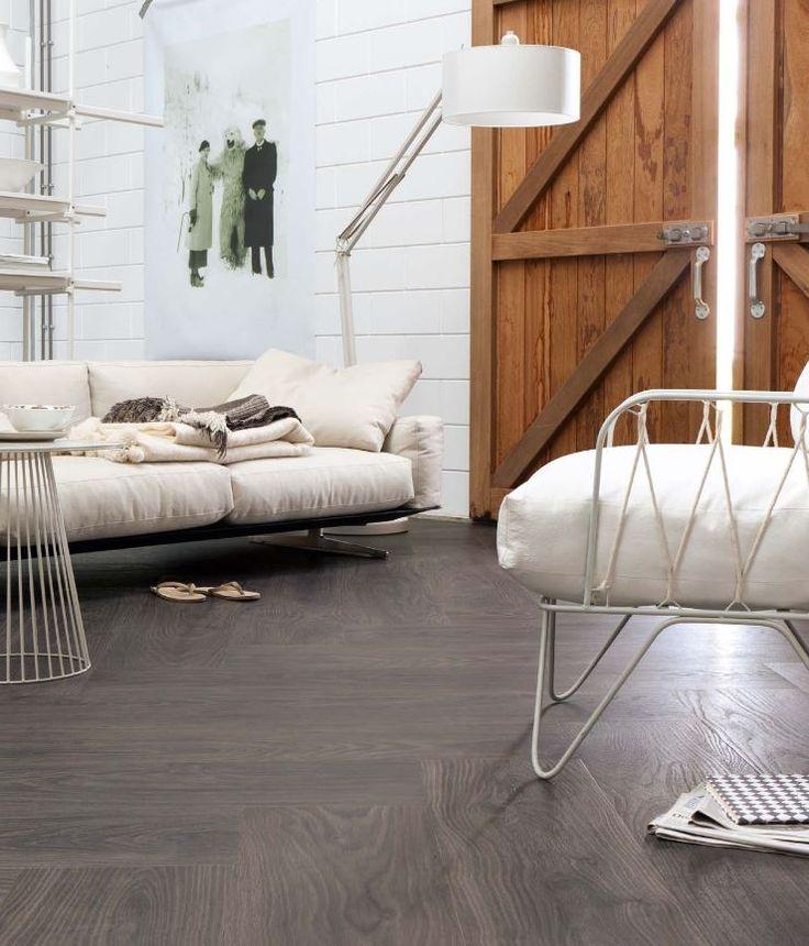 VTWONEN #vloer #Novilon Landelijk wonen, design vloer. #PVC stroken ...