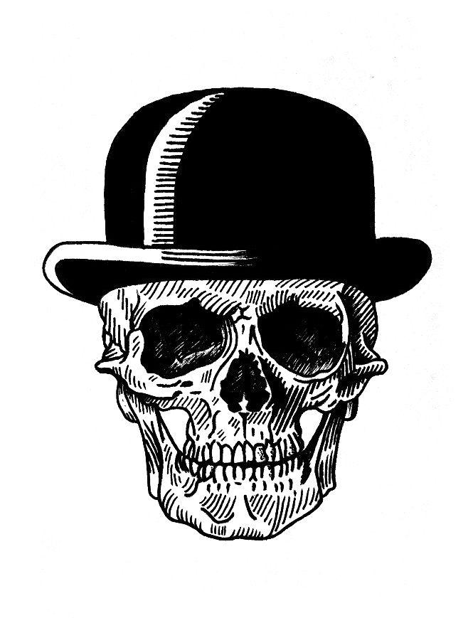 Skull classic