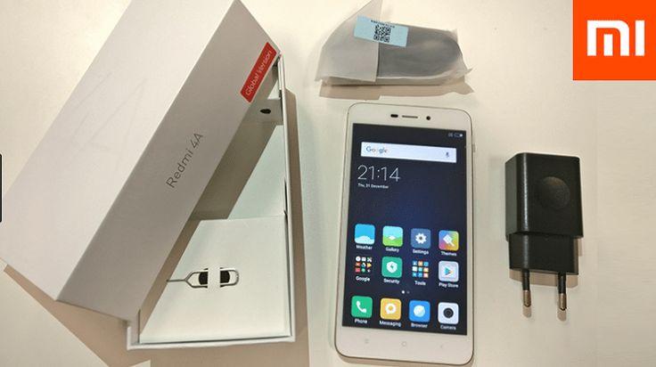 Εκπτωτική Προσφορά στο Xiaomi Redmi 4A στα €79.10 | PCsteps.gr