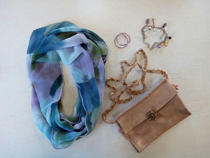 Infinity scarf $5 NZD