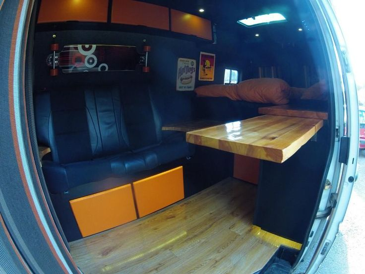 Mercedes Sprinter Rare 312d Campervan Motorhome United