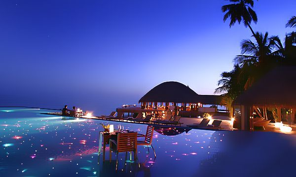 Huvafen Fushi Spa Resort Maldives