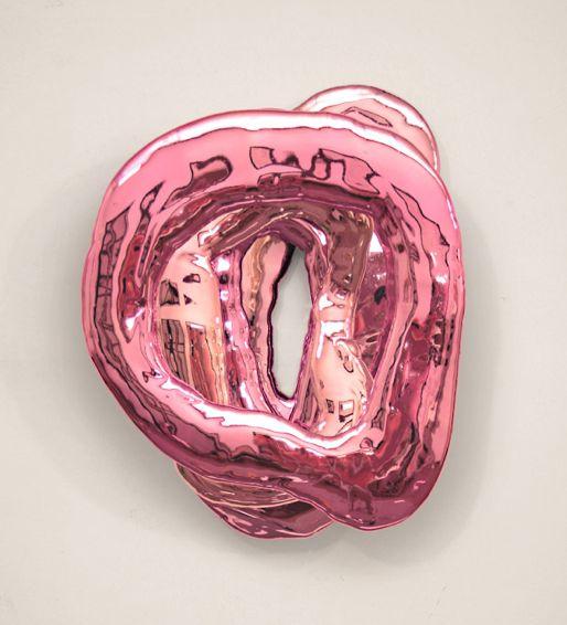 pink plastic #modern #sculpture