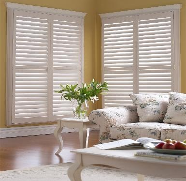 17 best images about plantation shutters on pinterest for Should plantation shutters match trim