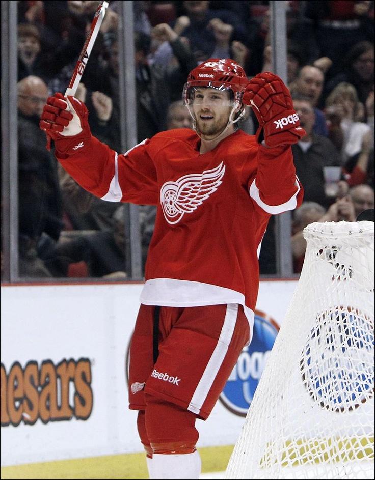 Darren Helm, Detroit Red Wings