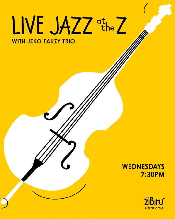 Ready to have one of the best dinner in bali in a jazzy mood? #kebun #zibiru #live #jazz #event #bali #guide #balithisweek