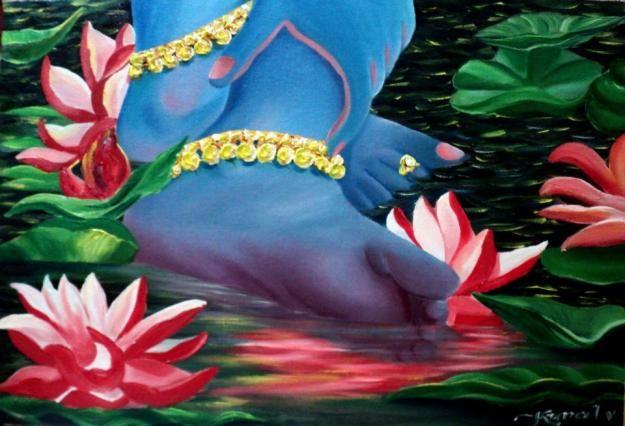 Krishna........