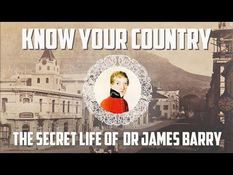 Dr. James Barry And Her Lifelong Secret