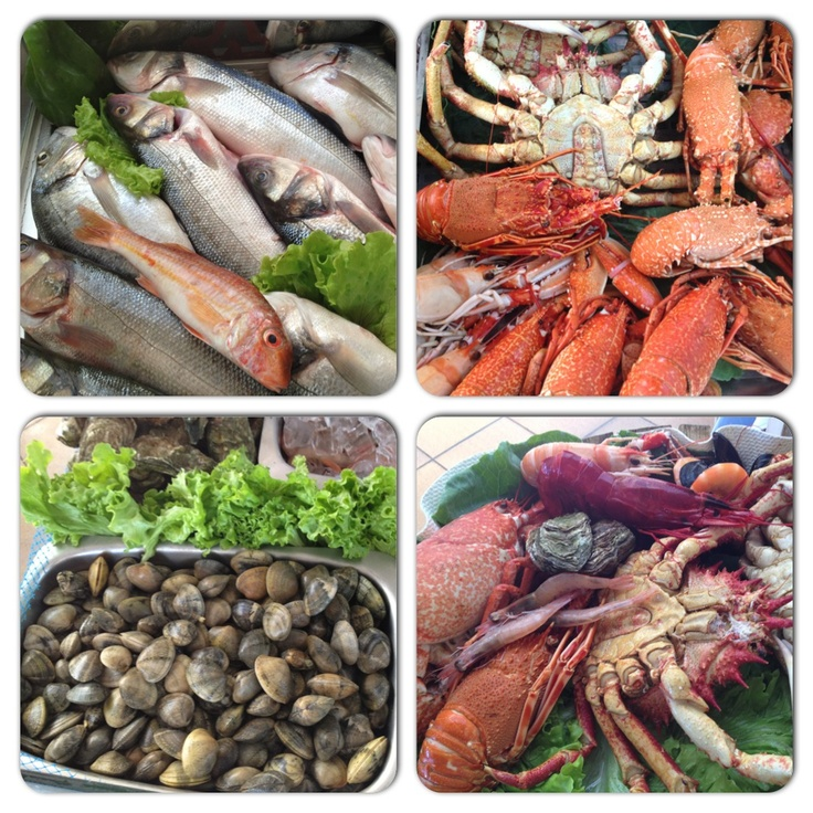 Best fish and seafood - Portugal