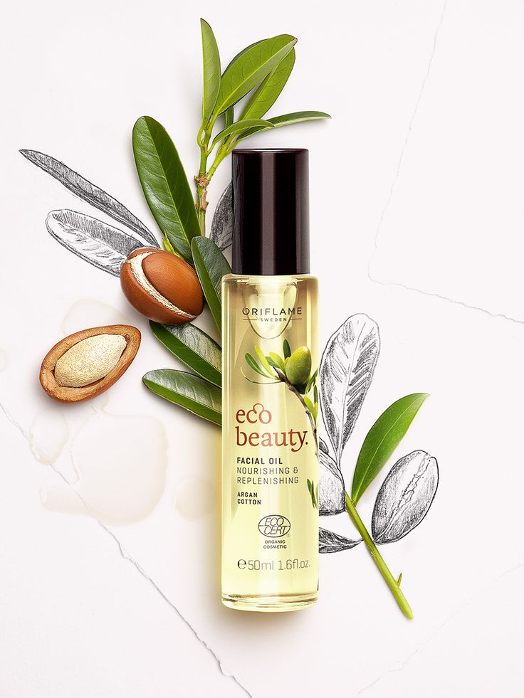 This sublimely, replenishing Facial Oil is perfect for thirsty skin begging to be nourished.