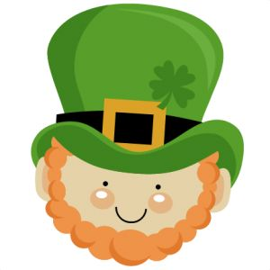 Cute St Patrick's Day Clip Art | St. Patrick's Day - Miss Kate Cuttables | Product Categories ...