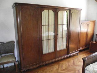 Preloved Mobile | Preloved | 50' s beautiful mahagony bedroom suite for sale in Rochester, Kent