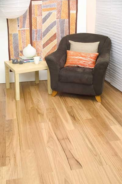'Stringybark' Timber Flooring - Sustainable, renewable, practical, durable and beautiful.