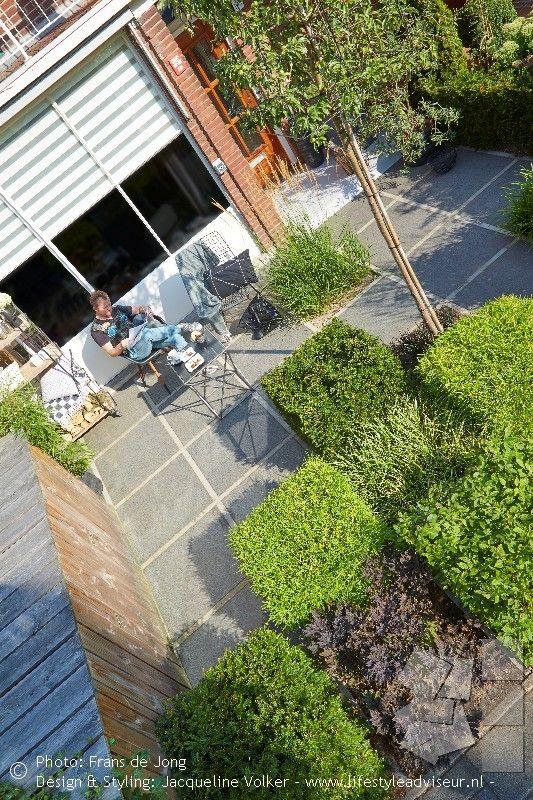 29 beste afbeeldingen over portfolio voortuin in zwartwit for Garden designs by jacqueline