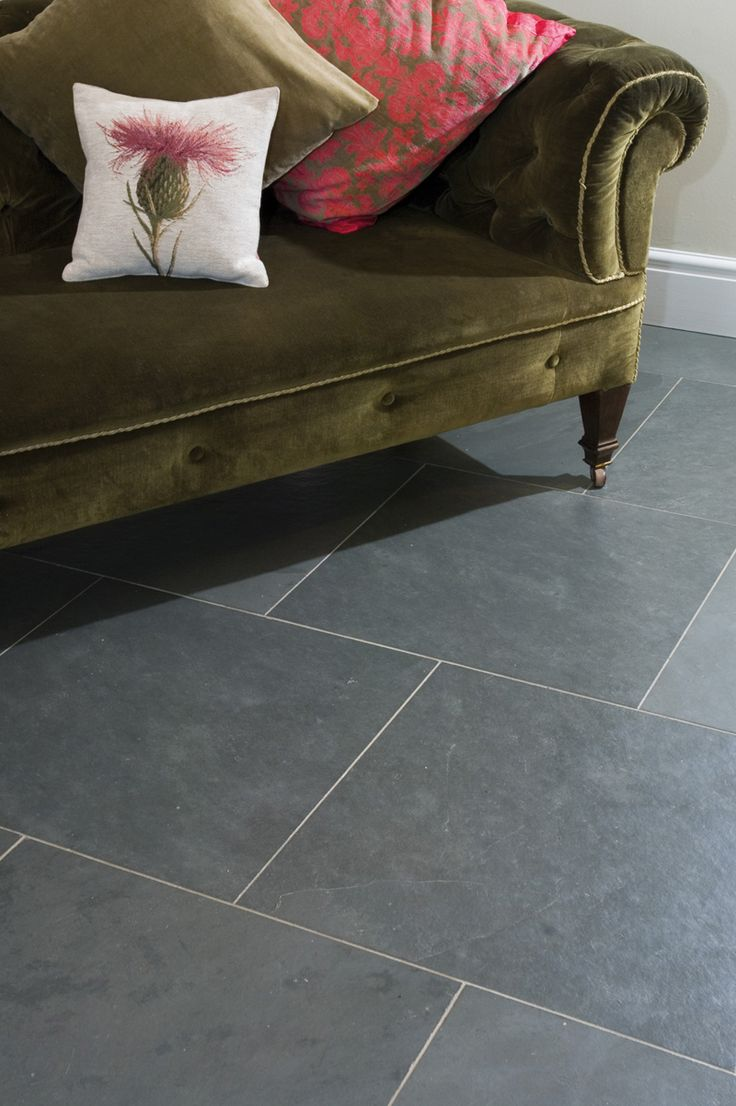 36 best slate images on pinterest homes slate flooring and gris riven slate from mandarin stone a greengrey slate flooringslate tilesmandarin dailygadgetfo Image collections