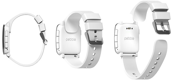 Pebble Time Smartstraps