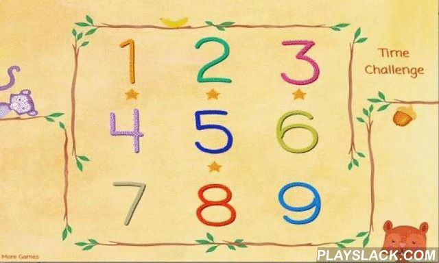 """Times Tables For Kids Free  Android App - playslack.com , Learning times tables can be fun! Free version contains advertisements.With kids multiplication tables app you will learn multiplication tables from one to ten in a very funny way.  Soon your kids know the multiplication tables better than you do! If you pass the levels with perfect score, you will unlock access to hidden """"Time Challenge"""" mode. Beautiful hand drawn illustrations combined with great gameplay."""