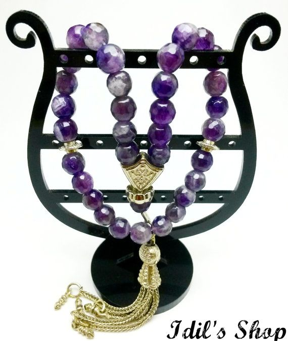 Turkish Islamic Prayer Beads Tasbih Misbaha Sibha by IdilsShop, $25.00