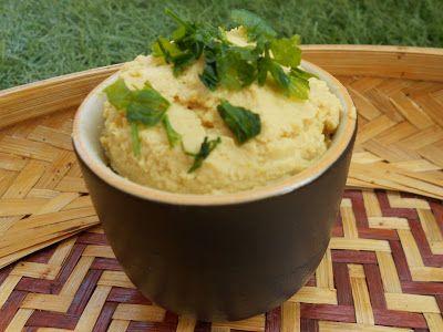Q B Le ricette light: Hummus di ceci light