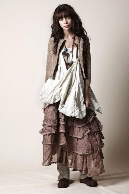 Get the Swedish farm pesant layered look with this iconic colllection available at CREATIVATIONS-CHELSEA SW109QH
