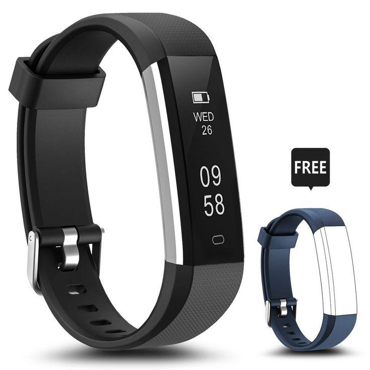 #Running #Fitness #Wristband #Tracker #Activity Tracker Fitness #SmartWatch #Bluetooth